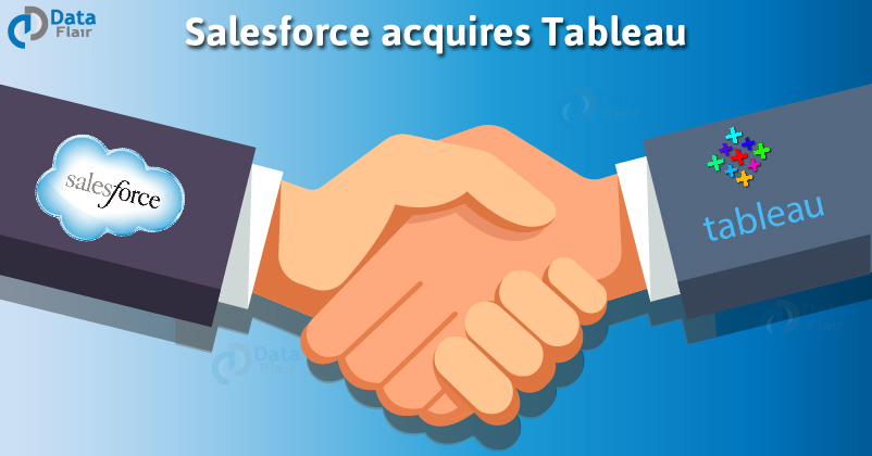 Salesforce assina contrato definitivo para adquirir o Tableau